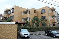 愛知県名古屋市名東区照が丘の賃貸マンションの外観