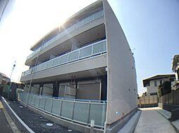 リブリ・明原[2階]の外観