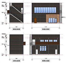 江ノ島を望める、新築店舗   藤沢市片瀬海岸2丁目