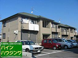 サンヒル岸和田D棟[201号室]の外観