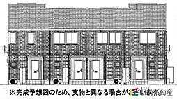 (仮)D-room香椎2丁目[103号室]の外観