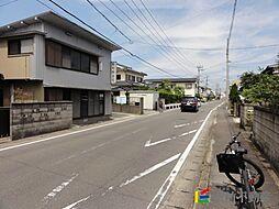 増田アパート[1階]の外観