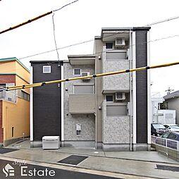 プランドール矢田[1階]の外観