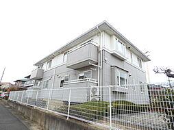 長野県長野市吉田 5丁目の賃貸アパートの外観