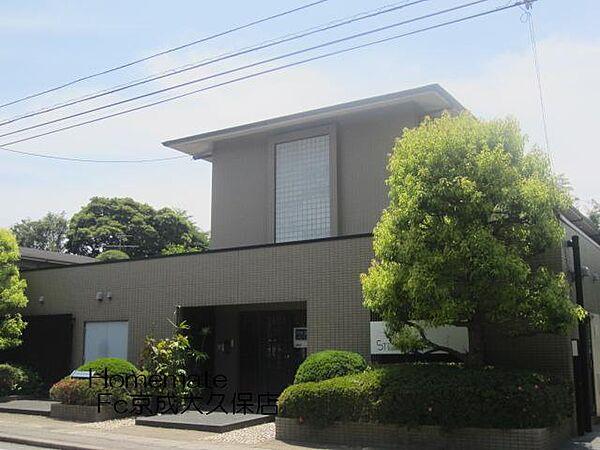 TWIN HOTARUNO I・II[1階]の外観