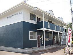 香川県坂出市川津町の賃貸アパートの外観