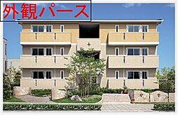 (仮)D-room郡津[2階]の外観