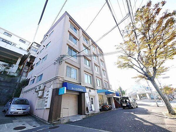 兵庫県神戸市北区星和台1丁目の賃貸マンションの外観