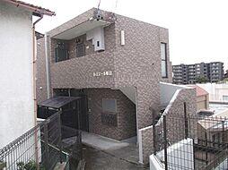 愛知県名古屋市千種区城山新町1丁目の賃貸マンションの外観