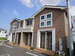 徳島県板野郡藍住町奥野字東中須の賃貸アパートの外観