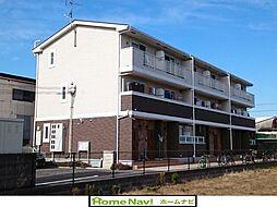 大阪府八尾市太田新町3丁目の賃貸アパートの外観