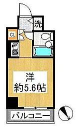ルネ和田町[7階]の間取り