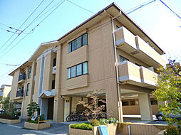 兵庫県西宮市大森町の賃貸マンションの外観