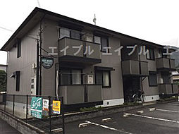 兵庫県姫路市六角の賃貸アパートの外観