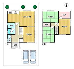 八幡市駅 1,480万円