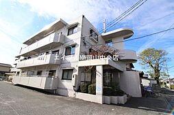 岡山県岡山市南区福田丁目なしの賃貸マンションの外観