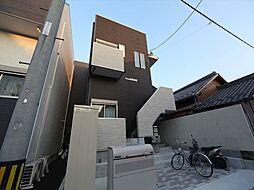 愛知県名古屋市北区中杉町3丁目の賃貸アパートの外観