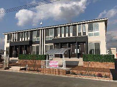 外観,2LDK,面積53.9m2,賃料6.2万円,つくばエクスプレス みどりの駅 4.6km,,茨城県つくば市榎戸