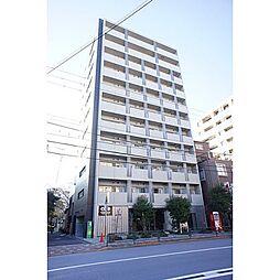 東京都墨田区亀沢3丁目の賃貸マンションの外観