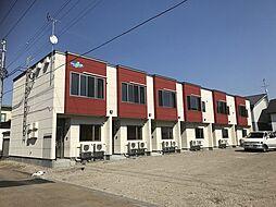 新築 エレノア[1階]の外観