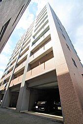 宮城県仙台市青葉区立町の賃貸マンションの外観