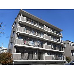 静岡県浜松市東区有玉台2丁目の賃貸マンションの外観