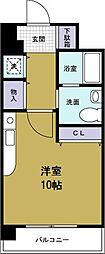 M's court(エムズコート)[3階]の間取り