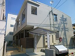サンククレール[2階]の外観
