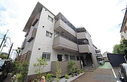 東京都杉並区今川1丁目の賃貸マンションの外観