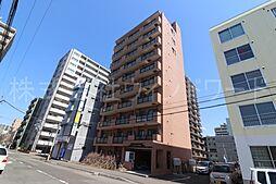 北海道札幌市北区北二十三条西5丁目の賃貸マンションの外観