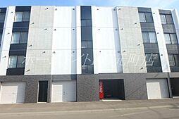 北海道札幌市東区北十一条東4丁目の賃貸マンションの外観