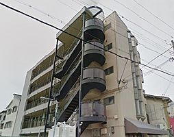 大阪府大阪市東住吉区杭全5丁目の賃貸マンションの外観
