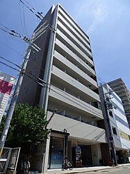 兵庫県西宮市西田町の賃貸マンションの外観写真