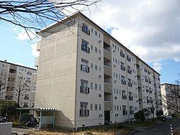 UR金剛マンション[5階]の外観
