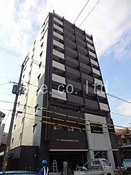 大阪府大阪市北区本庄西1丁目の賃貸マンションの外観