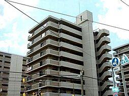 シェモア平野駅前[4階]の外観