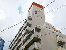 ナカジママンション[4階]の外観