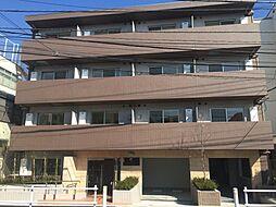 スカイコート板橋本町[1階]の外観