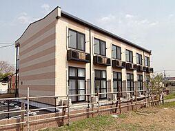 埼玉県さいたま市桜区道場2の賃貸アパートの外観