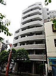 東京都品川区小山3丁目の賃貸マンションの外観