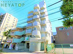 愛知県名古屋市瑞穂区豊岡通1丁目の賃貸マンションの外観