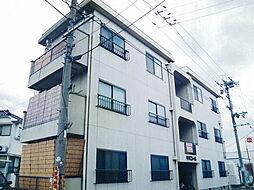 平田コーポ[2階]の外観