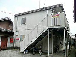 フォーブル保田[2階]の外観