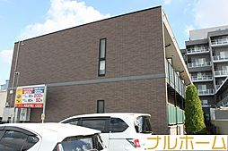 大阪府大阪市平野区長吉出戸7丁目の賃貸アパートの外観