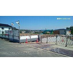 長野県小諸市大字柏木の賃貸アパートの外観