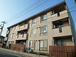 埼玉県上尾市浅間台3丁目の賃貸マンションの外観