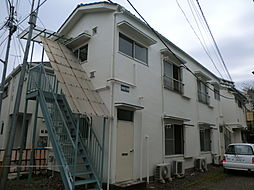 第5高尾荘[202号室]の外観