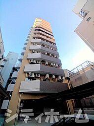 大阪府大阪市天王寺区北河堀町の賃貸マンションの外観