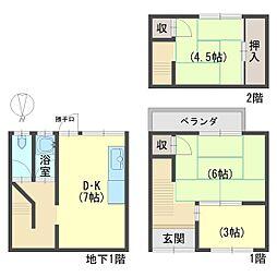 東福寺駅 450万円