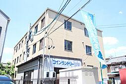 愛知県名古屋市瑞穂区田辺通3丁目の賃貸マンションの外観